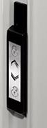 Zinc lock set for premium bifold door singapore