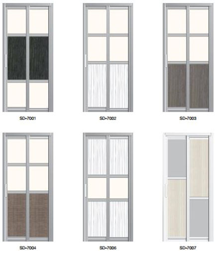 supreme door |slide and swing door design 2