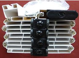 PVC folding door component in Singapore