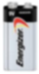9V battery use as backup battery for Yale 4110 digital lock