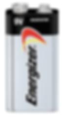 9V battery use as backup battery for Yale 424 digital lock