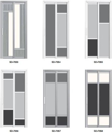 supreme door | slide and swing design 8