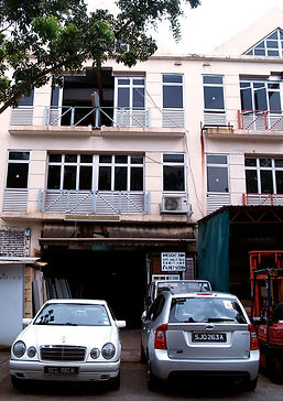 Ho Ho Engineering And Renovation Works Review - Factory That Produce Fire Rated Door Singapore