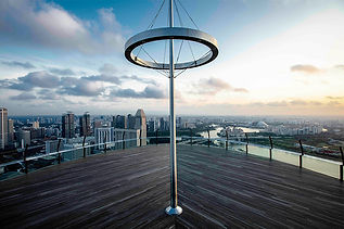 Sands Skypark Observation at Marina Bay