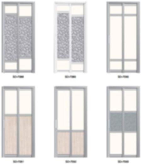 supreme door | slide and swing design 14