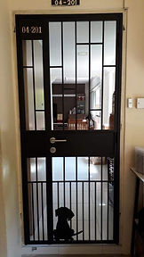 mild steel gate with dog design.jpg