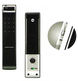 Yale 4109 roller model singapore | Cheap Yale digital lock in Singapore