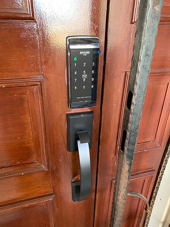 Schlage S-480 Digital Lock replacement o