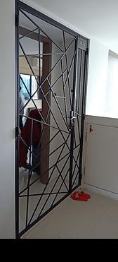 Mild Steel Gate Trendy Design HH511.png