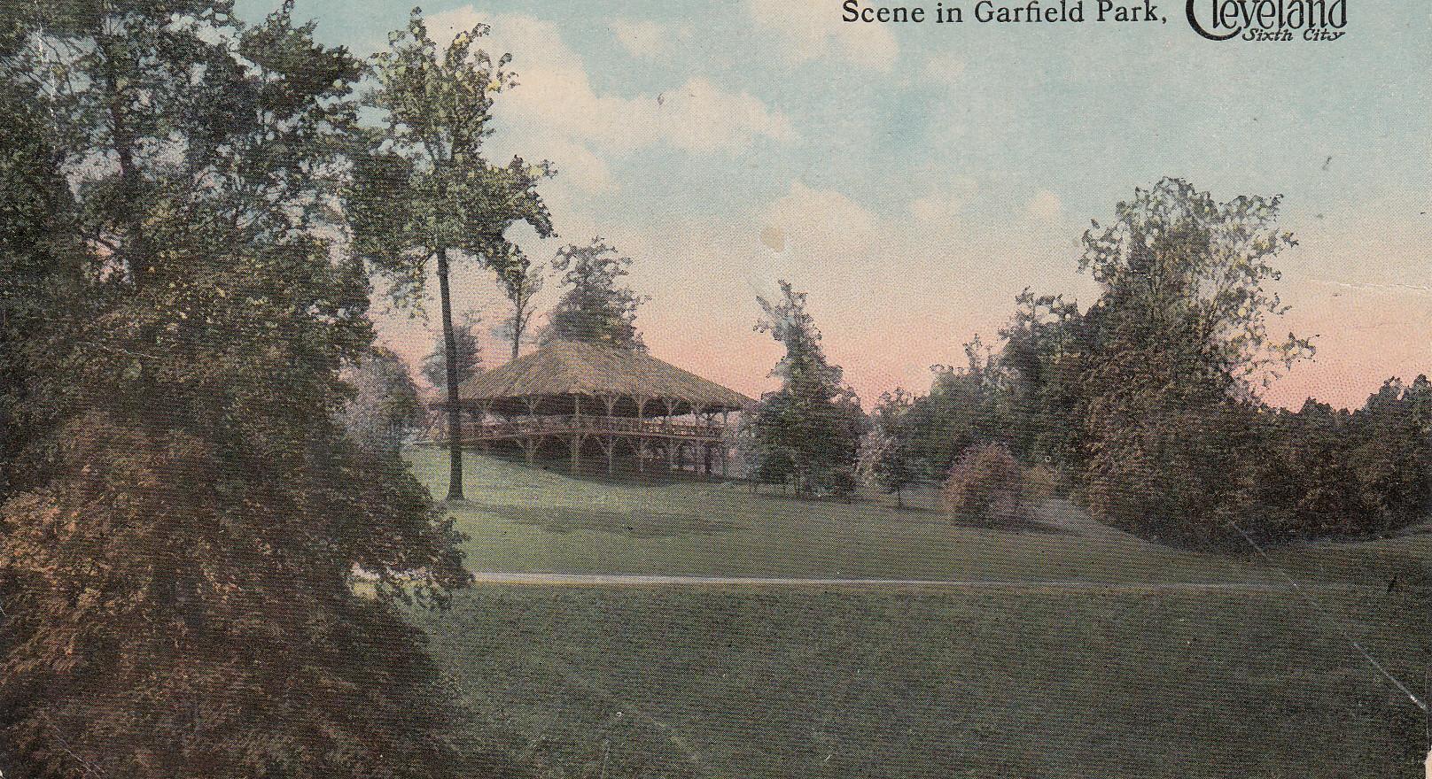 Garfield Park scenes 1910 to 1920 - Copy