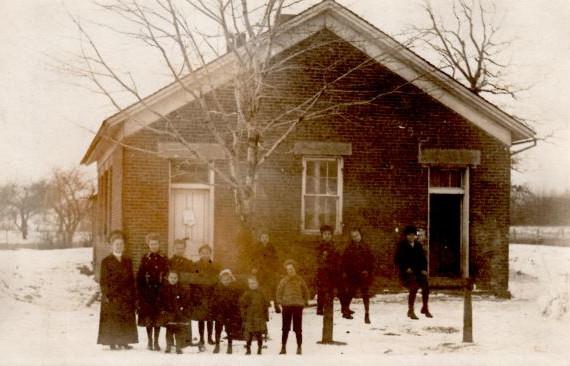 Early School in Garfield Heights.JPG