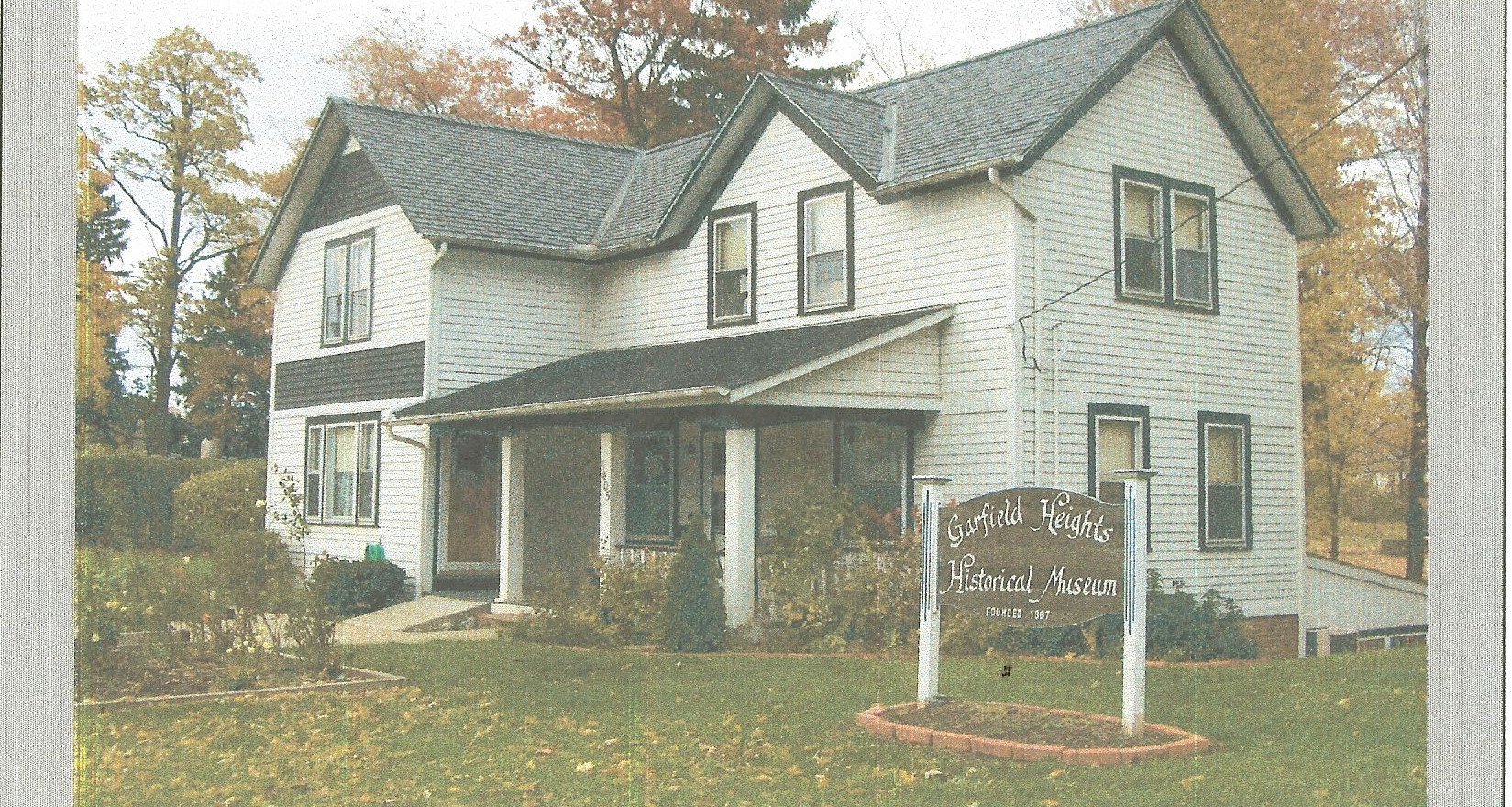 Garfield Heights Historical Society Muse