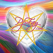 PjFaycom Star Angel Feather Heartfrom si