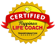 Happiness Life Coach Cert.PNG