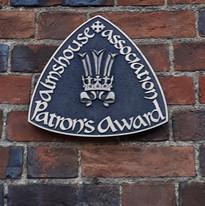 Award for refurbishment of Miss Day's Almshouses