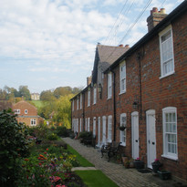 Miss Day's Almshouses exterior