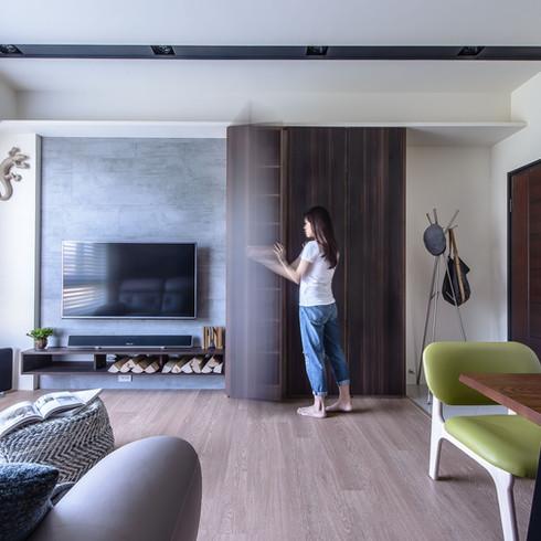 The Chou's  Residence / 大傳周宅