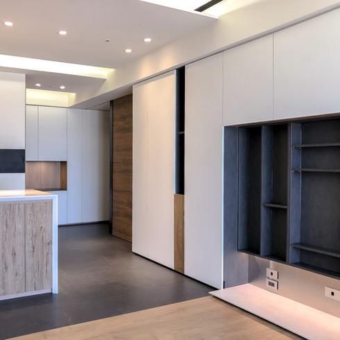 The Lin's Residence / 晴美林宅