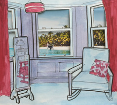 """""""Room with a View"""" with a nod to Patrick Cauldfield"""