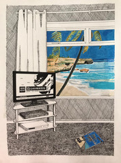 """""""Room with a View"""" (Wishful Thinking!)"""