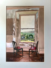 """""""Room with a view"""" - Allan Bank"""
