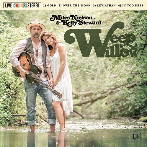 Weep & Willow CD