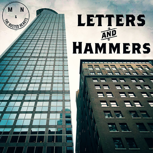 Letters And Hammers - New Single