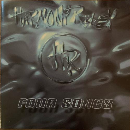 Harmony Riley Four Songs EP