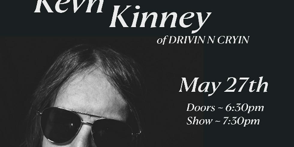 Kevn Kinney At Verdi Club In Rockford May 27!
