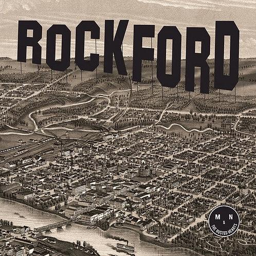 Live In Rockford CD