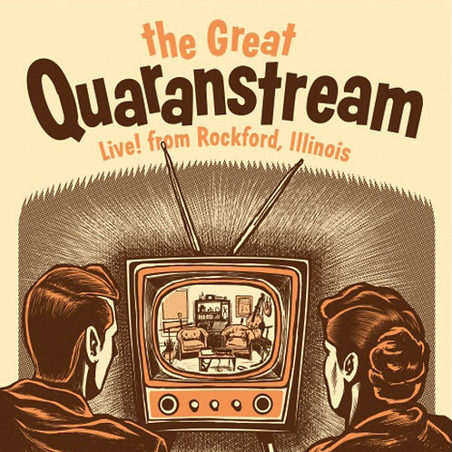 The Great Quaranstream Poster