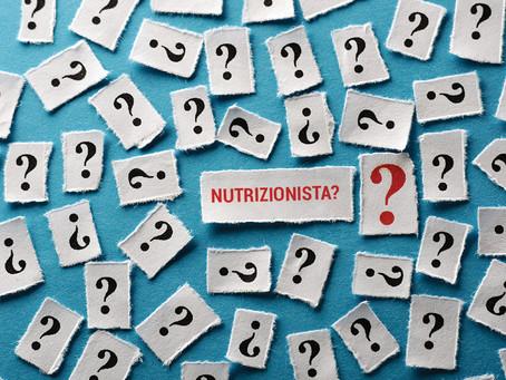 Quando andare dal nutrizionista?