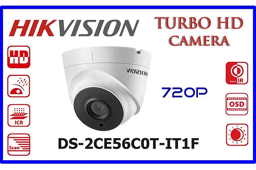 DS-2CE56C0T-IT1F (2.8mm) Tipo Domo