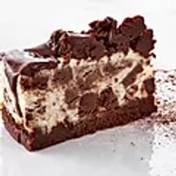 White Chocolate Brownie Cake (GLUTEN FREE)