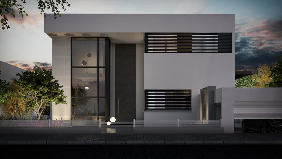 Architect-Omer Yosefi