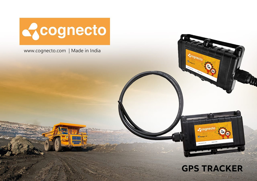 Cognecto Heavy Equipment GPS Tracking System