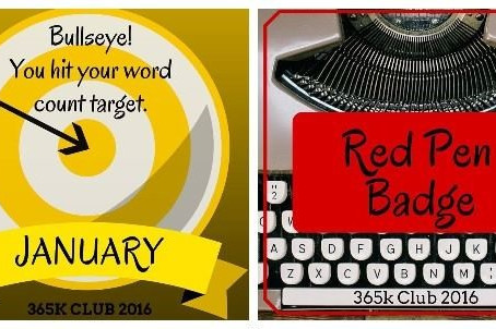 10 Minute Novelists #365 Club (Jan to March 2016)