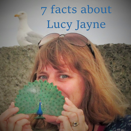 7 facts about Lucy Jayne