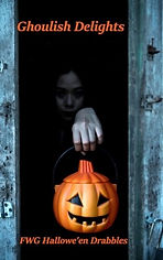 Ghoulish Delights - flash fiction book