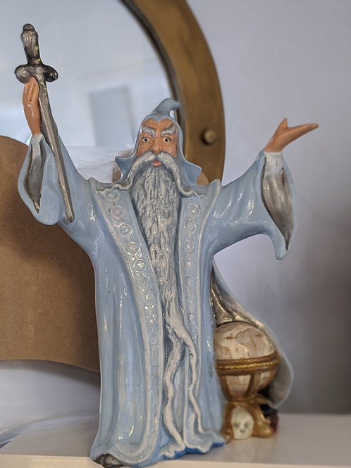 Large WIZARD ceramic only