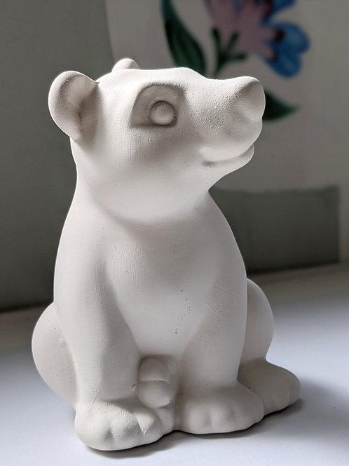 £7.50 BEAR ceramic only