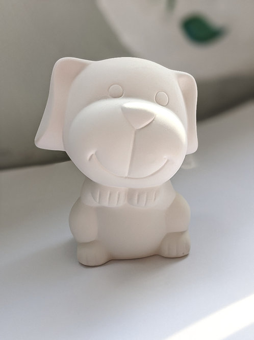 £6.50 PUPPY ceramic only