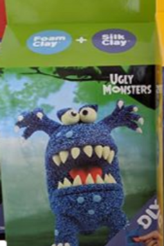 Foam Clay  - UGLY MONSTER Kit Single