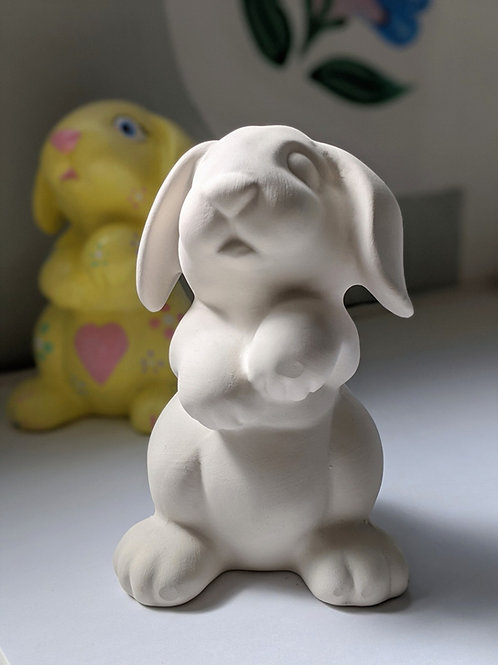 £7.50 RABBIT ceramic only