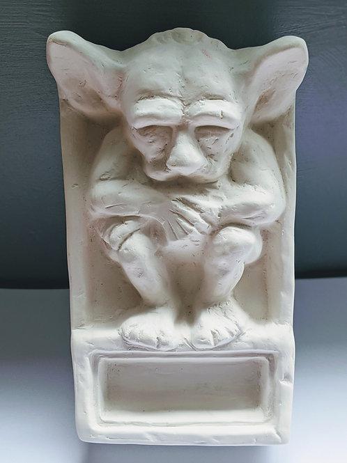 GARGOYLE Ceramic + Paints Kit