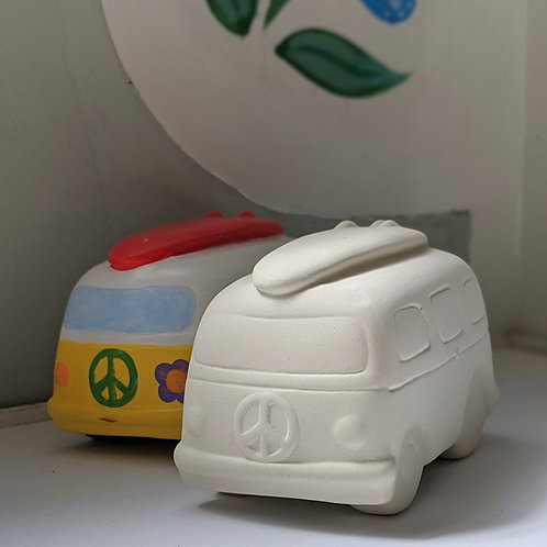£7 CAMPERVAN Ceramic only