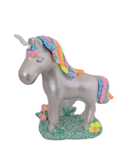 Unicorn paint and foam clay kit
