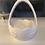 Thumbnail: Flower basket Ceramic + Paints Kit