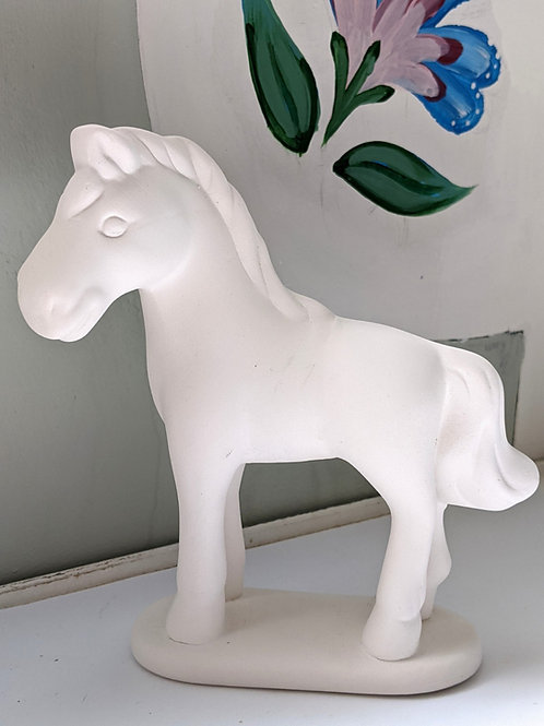 HORSE Ceramic + Paints Kit