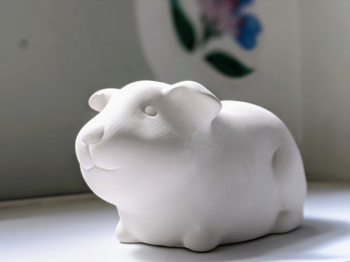 GUINEA PIG ceramic only